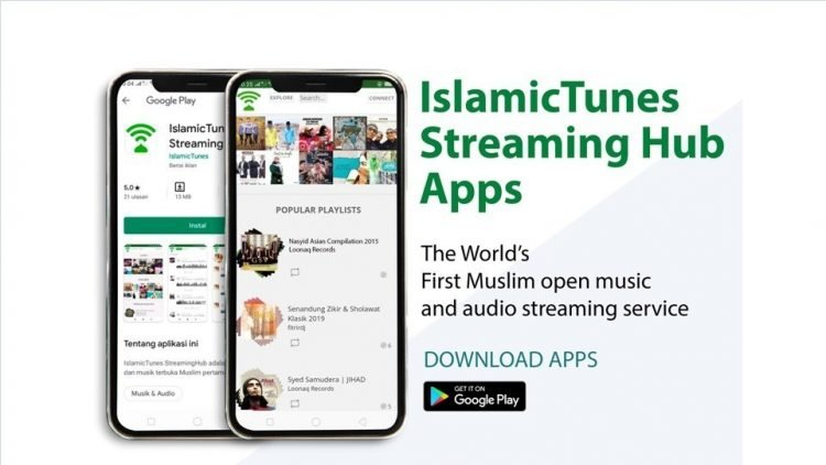 What is IslamicTunes StreamingHub?