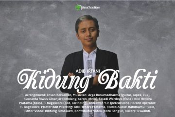 Adib Irfani – Kidung Bakti | Official Music Video